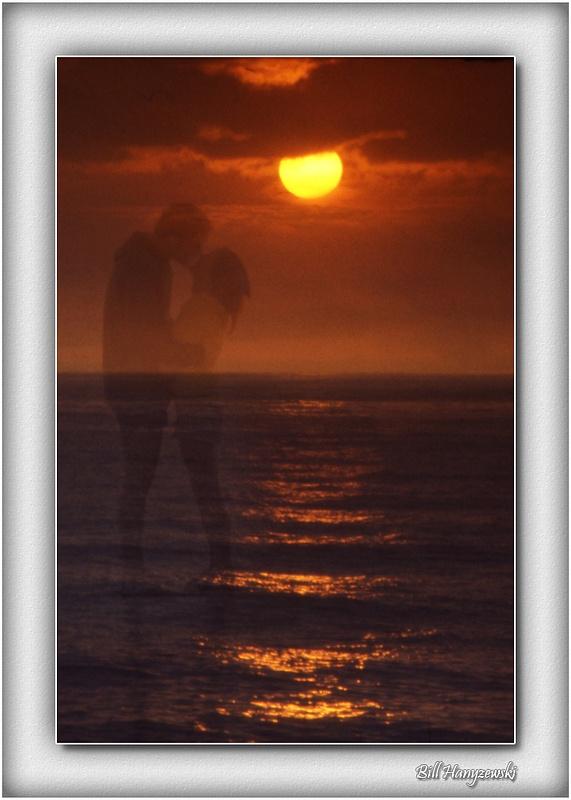 Sunset_Kiss_7_07_11_x_14