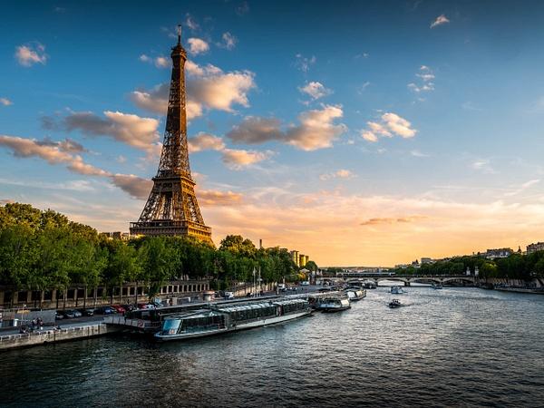 Eiffel Tower July 2020 -2 by Serge Ramelli