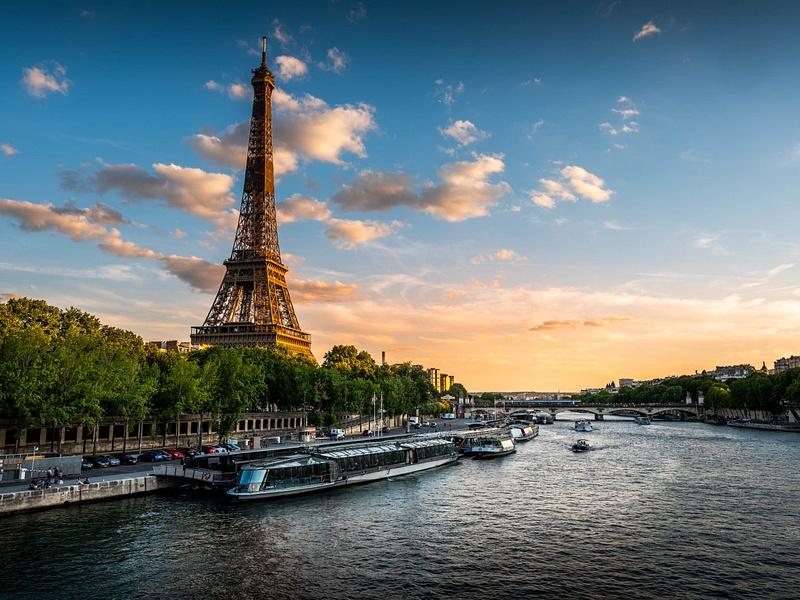 Eiffel Tower July 2020 -2
