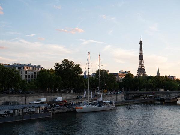 Eiffel Tower July 2020 -6 by Serge Ramelli