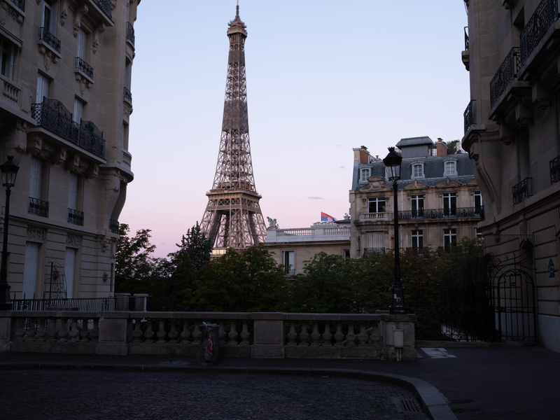Eiffel Tower July 2020 -8