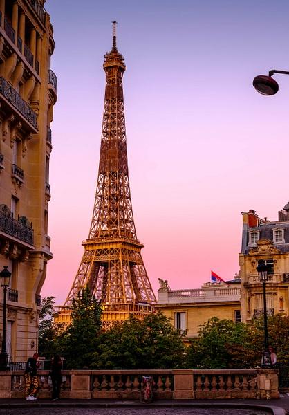 Eiffel Tower July 2020 -9 by Serge Ramelli