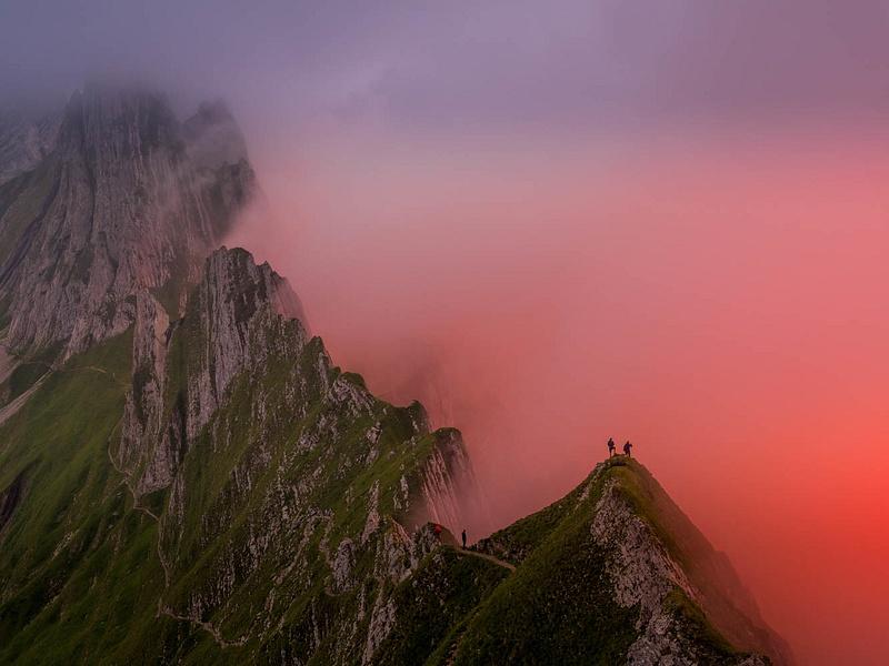 Apenzel Alps