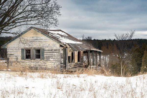 Abandoned Pinkerton House - Abandoned Series - Dee Potter Photography