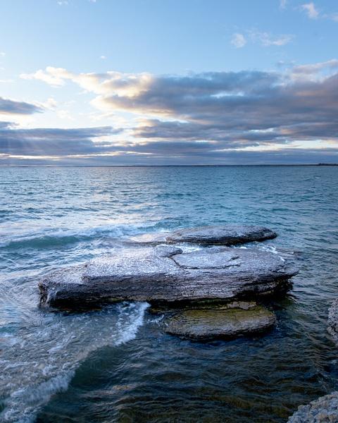 Sandbanks Rock - Landscapes - Dee Potter Photography