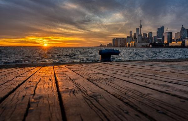 Polson Pier Peer Toronto - Urban - Dee Potter Photography