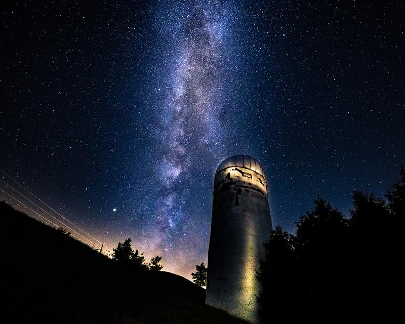 Milky Way Silo