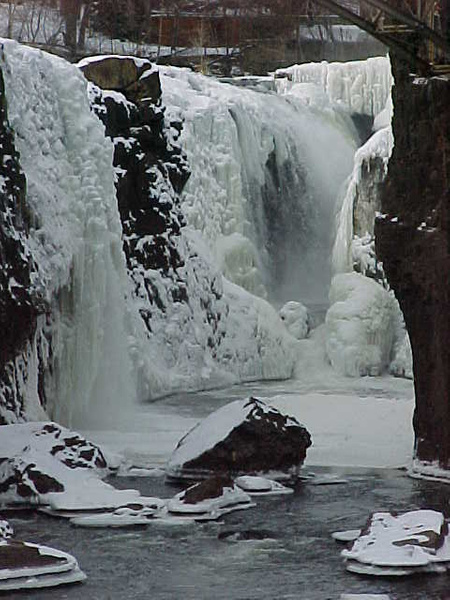 Great Falls, Paterson NJ - Home -  Michael J. Donow Photography