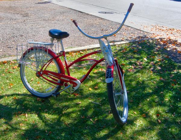 Bicycle3 by Bruce Crair
