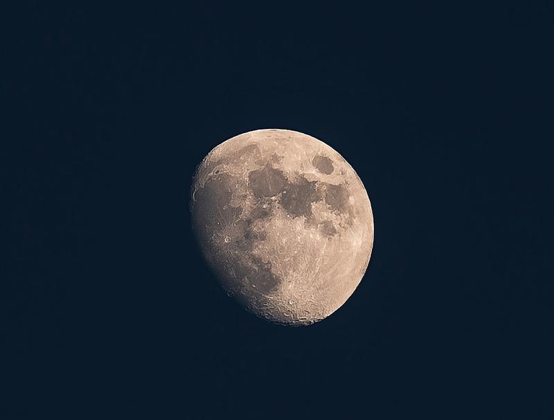 Three-Quarters Moon GPAI