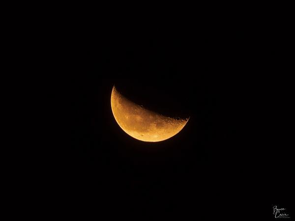 _Smokey Moon by Bruce Crair