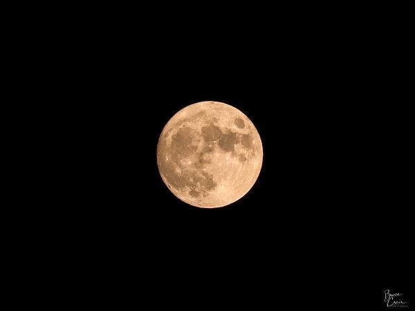 2020 Moon by Bruce Crair