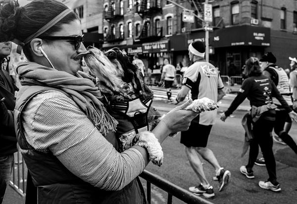 New York City Marathon - Street Photography - Justine Kirby Photography