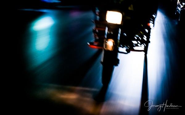 Speed Of The Night