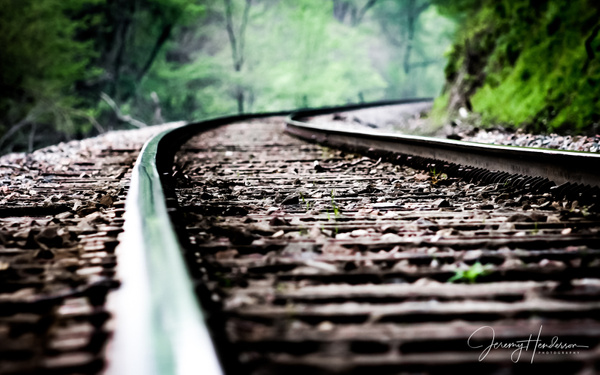 Railroad Curve