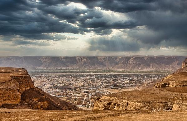 Seiyun Town, Hadhramaut,  Yemen - Special: Namibia - Garth Fuchs Photography