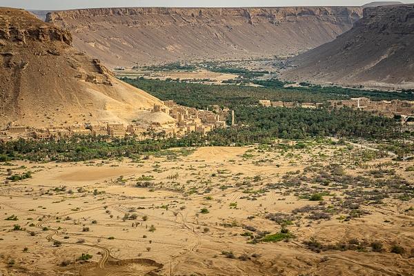 Yemen Wadi  Sah, Had - Special: Namibia - Garth Fuchs Photography