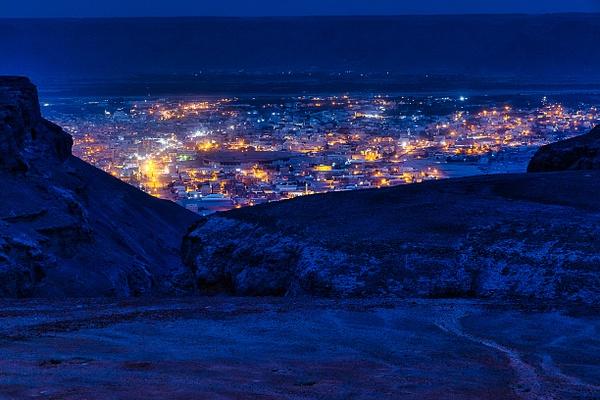 Seiyun city at night-1 - Special: Namibia - Garth Fuchs Photography