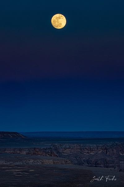 moonrise in the Yemen Desert - Special: Namibia - Garth Fuchs Photography