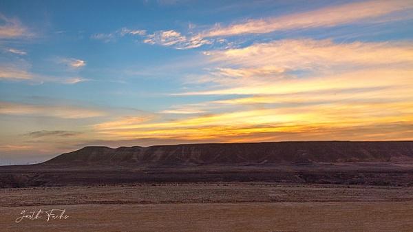 Long hill sunset in the Yemen Desert-1 - Special: Namibia - Garth Fuchs Photography