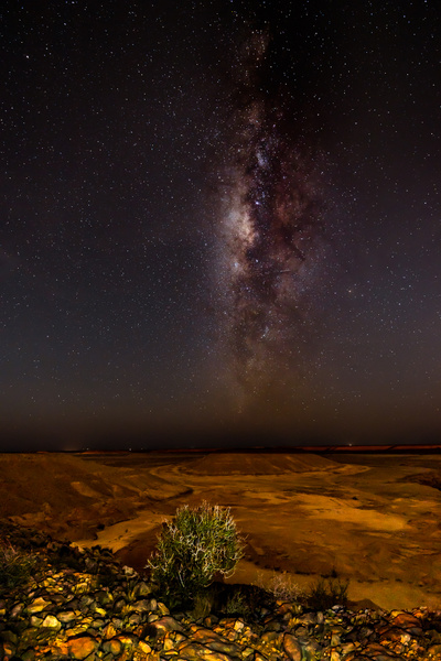 Milky Way over the desert in the Yemen - Special: Namibia - Garth Fuchs Photography