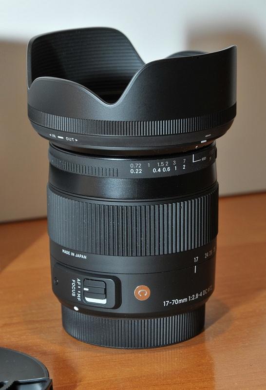 Camera-Lens-Sigma