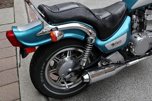 Motorcycle-Blue - High Quality Product Photography by Luminous Light Photography Toronto