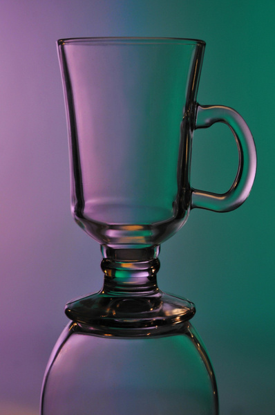 Mug-Glass-Color - High Quality Product Photography by Luminous Light Photography Toronto