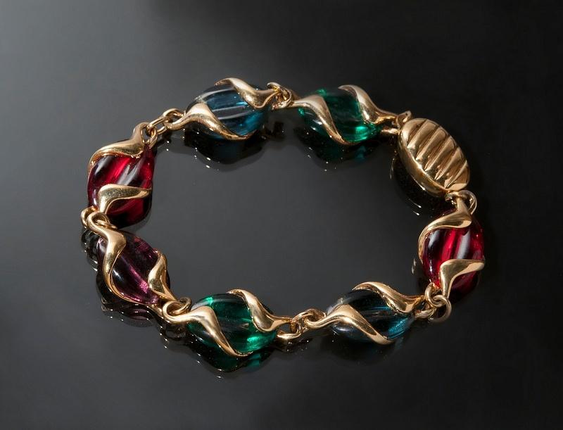 Multi-Colour-Bracelett