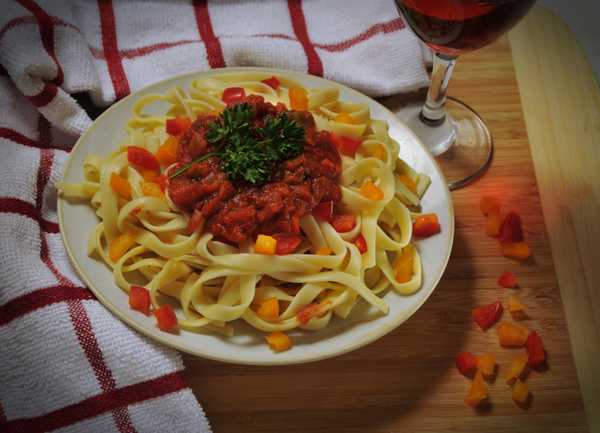Pasta-Food - High Quality Product Photography by Luminous Light Photography Toronto