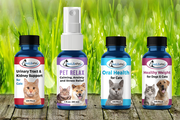 BestLife4Pets-Products-Cat by LuminousLight