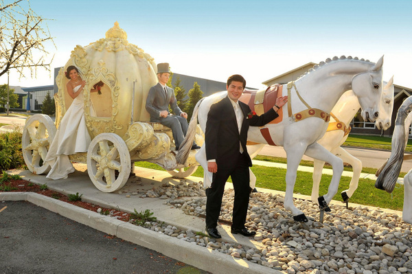 ERPL-Cinderella-Carriage - Luminous Light Photo offers Wedding Photography and Video packages