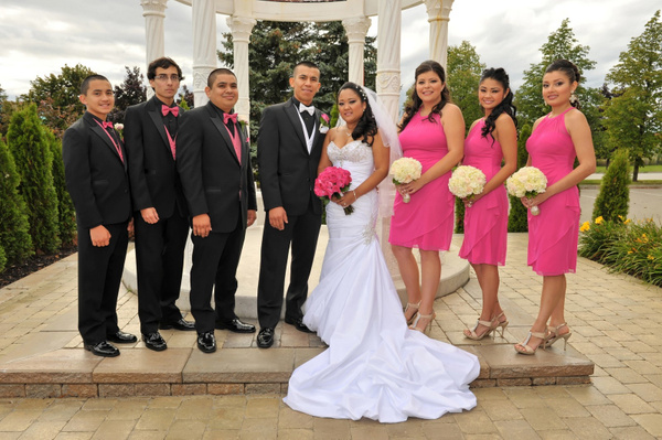 JPJC-Bridal-Party-1 - Luminous Light Photo offers Wedding Photography and Video packages