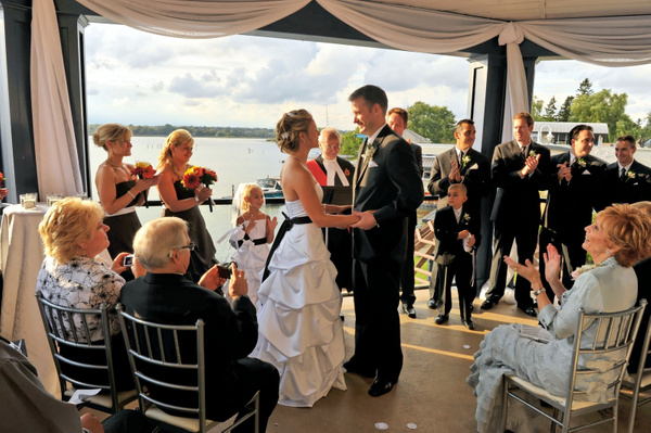 KBRS-Outdoor-Ceremony - Luminous Light Photo offers Wedding Photography and Video packages