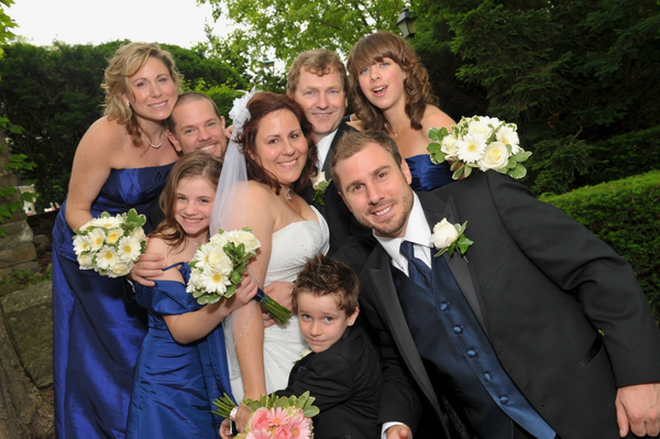 LR-Bridal-Party - Luminous Light Photo offers Wedding Photography and Video packages