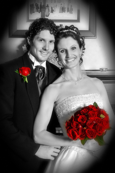 MA-Bride-Groom-BW - Luminous Light Photo offers Wedding Photography and Video packages