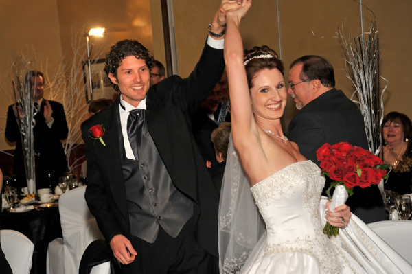 MA-Bride-Groom-Reception - Luminous Light Photo offers Wedding Photography and Video packages