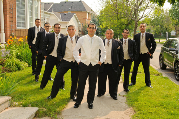 MTRF-Groomsmen - Luminous Light Photo offers Wedding Photography and Video packages