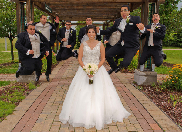 MTRF-Bridal-Party-Jump - Luminous Light Photo offers Wedding Photography and Video packages