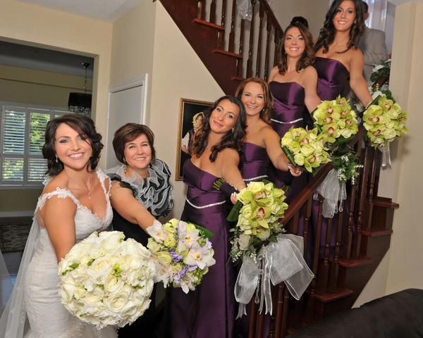 TPMS-Bridesmaids_Bride - Luminous Light Photo offers Wedding Photography and Video packages
