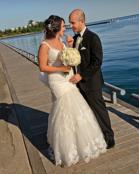 TPMS-Pier-Romantic-Walk-Bride-Groom by LuminousLight