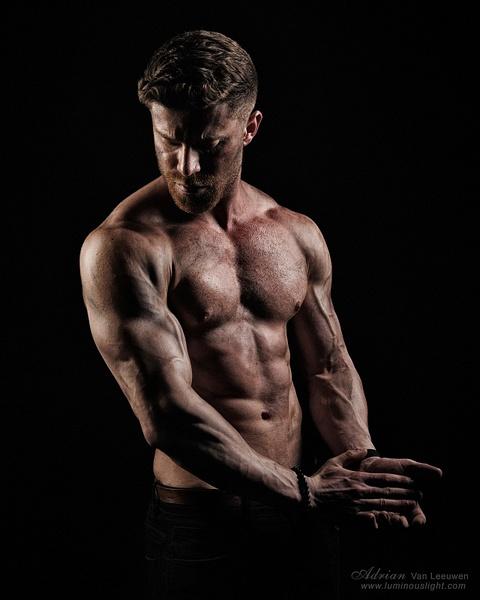 Damiano-Bodybuilder-Fitness - Model and Actor Portfolio Photography by Luminous Light Photo