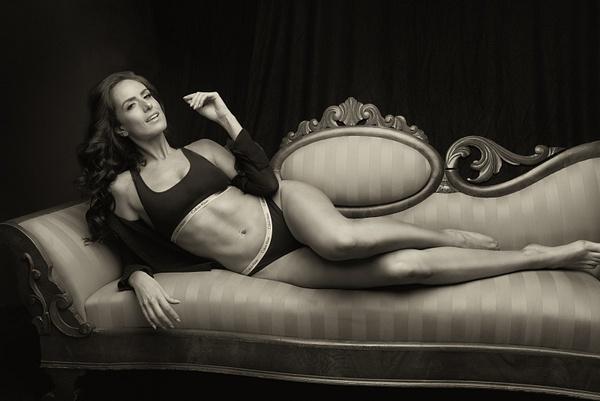 Melanie-Model-Portrait - Model and Actor Portfolio Photography by Luminous Light Photo