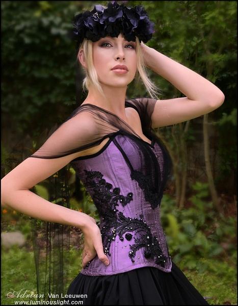 Spadina-Model-Portrait - Model and Actor Portfolio Photography by Luminous Light Photo