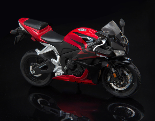 Motorcycle-Toy-Honda - High Quality Product Photography by Luminous Light Photography Toronto