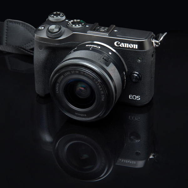 Canon-M6-Camera - High Quality Product Photography by Luminous Light Photography Toronto