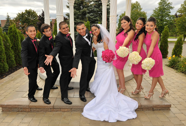 JPJC-wedding-bridal-party - Galleries of our Best Photography, Video and Graphic Design by LLP