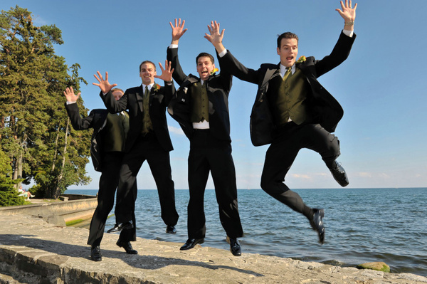 LGCM-groomsmen-jumping - Galleries of our Best Photography, Video and Graphic Design by LLP