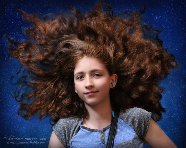 medusa-hair-child-portrait - Galleries of our Best Photography, Video and Graphic Design by LLP