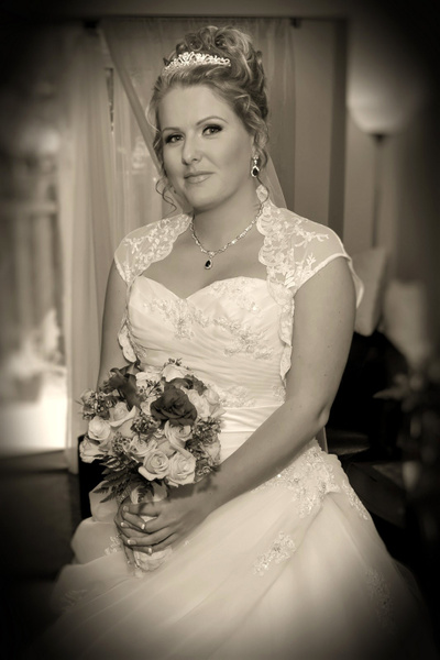 MW-bride-sepia - Galleries of our Best Photography, Video and Graphic Design by LLP